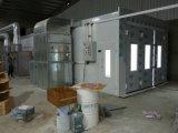 Cabine de pulverizador da cortina de água