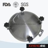 Botola rotonda sanitaria Manway (JN-ML1001) dell'acciaio inossidabile