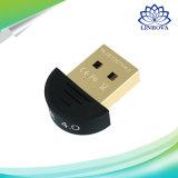 Wireless Mini USB V4.0 Adaptador Bluetooth Receiver CSR 4.0 para computador Bluetooth Speaker Headset Phone