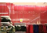 vetro laccato 4mm con effetto opaco o lucido della vernice