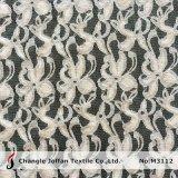 De textiel Katoenen van de Kleding Stof van het Kant (M3112)