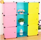 Cubo do armazenamento de DIY, armazenamento do cubo da parede, armazenamento Home (FH-AL0033-6)