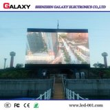 Afficheur LED P4/P5/P6.67/P8/P10/P16 fixe extérieur polychrome de vente chaude pour annoncer le signe