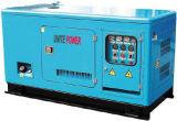 электрические генераторы дизеля 27kVA звукоизоляционные японии Kubota
