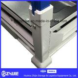 Palette spéciale de crémaillère pliable pour les composants automatiques