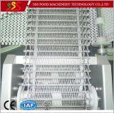 Замораживатель сертификата Ce одиночный спиральн с компрессором IQF