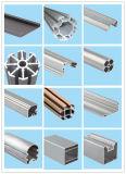 Aluminiumstrangpresßling erstellt Aluminiumblatt-Gefäß ein Profil