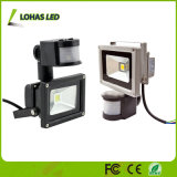 [Nouvelle conception] 100W Waterproof Cold White Sensor de mouvement Outdoor LED Flood Lights