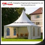 بيضاء كبيرة [مرقوين] خيمة لأنّ عرس خيمة