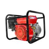4000W 2 polegadas - bomba de água elevada do motor de incêndio da gasolina da pressão