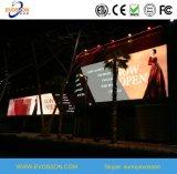 Im Freien farbenreicher Superhelligkeit P5 LED-Bildschirm