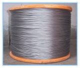 Разнослоистая веревочка провода углерода или нержавеющей стали