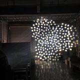 1つの点ライトに付き300W LED 3つ