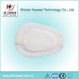 Respirable Promueve la herida Rapid Healing Adhesive Nonwoven Wound Dressing