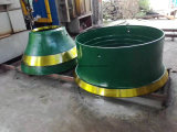OEM van China Fabriek voor de Delen van de Maalmachine van de Kegel van Metso Nordberg HP/Gp/MP (Mantel en Concaaf)