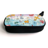 Custom Portable Neoprene Waterproof Electronics Accessories USB Charger Case Bag