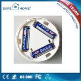 Détecteur de gaz de monoxyde de carbone d'alimentation par batterie de qualité d'écran LCD (SFL-508)