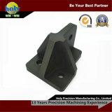 Het Einde van de buil zet de Steen Geanodiseerde CNC Machinaal bewerkte CNC van de Delen van het Aluminium Dienst van het Malen op