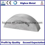 Redondo de acero inoxidable de cristal Glamp de Barandilla Sistema de Barandilla