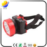 世帯製品(工場ABS屋外の自転車LEDライトキャンプLEDヘッドライト)のためのLEDのトーチライト
