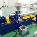 Plastic Korrels die in twee stadia Machine voor het Materiaal van de Kabel van pvc maken