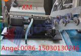 загородка звена цепи провода /Single ширины 2m-4m полноавтоматическая двойная делая машину