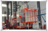 Gru superiore Sc200/200 della costruzione delle gabbie del fornitore due della Cina