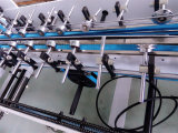 Dobrador inferior automático Gluer do fechamento de Prefolding (GK-650B)