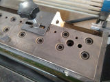 De hete Machine van de Deklaag van de Smelting Zelfklevende voor de Band van de Glasvezel