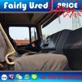덤프 팁 주는 사람 트럭의 사용된 Shancman F3000 8X4 덤프 트럭