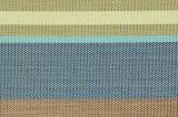 Pistes Placemat tissé par textile promotionnel pour le dessus de table et le plancher