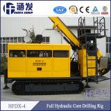 採鉱調査または石造りの切り出すクローラー油圧装備のためのHfdx-4鋭い機械