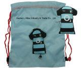 Saco de corda da tração, Jersey, conveniente e acessível Foldable, lazer, eventos de esportes, promoção, reusável, de pouco peso, acessórios & decoração