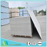 Tarjeta reforzada fibra resistente al fuego del silicato del calcio para el techo/el revestimiento interno