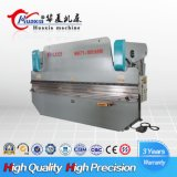 Machine à cintrer de plaque hydraulique de la conformité Wh67k de la CE, presse pour des garnitures de frein avec le prix concurrentiel