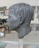 Mannequin principal masculino realístico do ODM para lojas