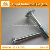 China-Fabrik-neue Entwurfs-Befestigungsteil-quadratische Stutzen-Schraube