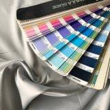 Tissu en satin spandex 75D * 75D + 40d pour vêtements et robes extérieures