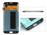Цифрователь экрана касания индикации LCD для экрана LCD мобильного телефона края галактики S7 Samsung