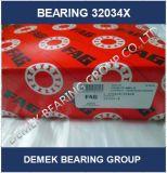 Rolamento de rolo 32034 X do atarraxamento da qualidade superior no estoque