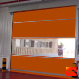 Ökonomische schnelle galvanisierte Stahlrollen-Blendenverschluss-Türen