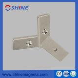 Starker industrieller Senker Magnt für das Reparieren mit Nickel überzogenem NdFeB Magneten