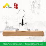 (WPSH300 자연) 나무로 되는 바지 & 치마 걸이