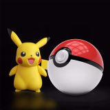 Волшебный шарик Pokemon идет крен 12000mAh силы Pokemon