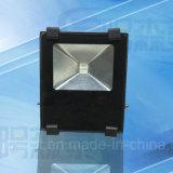 Lumière d'inondation blanche chaude de l'ÉPI 50W DEL d'horizontal de projecteur d'IP65 DEL