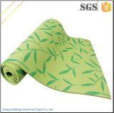 계속되는 신식 Eco 요가 매트 PVC에 의하여 인쇄되는 요가 매트 공장