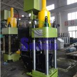 金属のくずのための油圧自動出版物機械