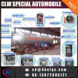 De tri Aanhangwagen van LPG Transoprtation van de Aanhangwagen van LPG van Assen 25ton 60m3