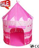 Hightの卸し売り品質のCastle Tent Foldable子供のテントのキャンプテントの王女