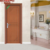 Hot of halls simple Design ABS Wooden Interior Door (GSP13-002)